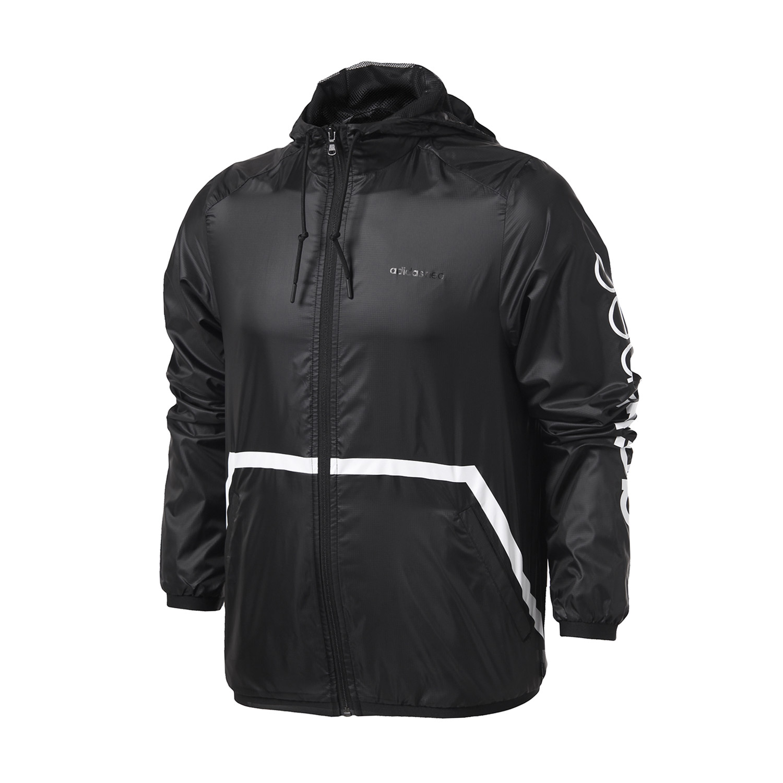 adidas阿迪达斯NEO男装外套夹克2017年新款运动服BQ0867