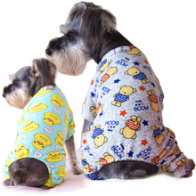 Puppy dog ​​clothes Autumn and winter loaded four-foot pet small dog Teddy supplies milk puppies pet interest spring vest