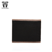Wanlima/miles, spring 2016 cross Mall with deer-European fashion short wallet wallet men