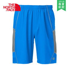 【2016春夏新款】THE NORTH FACE/北面 男款跑步短裤 A2RGM
