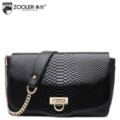 Zhu new stylish leather handbag inclined cross-armed with the small packet of wild ladies shoulder bag 2015 small Lady bags women