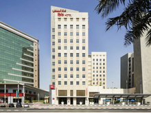2 new beddings, Ibis Deir Central Hotel, Dubai