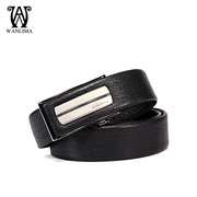 Wan Lima 2015 fall/winter fashion new men's automatic belt leather buckle belts business casual men's belts