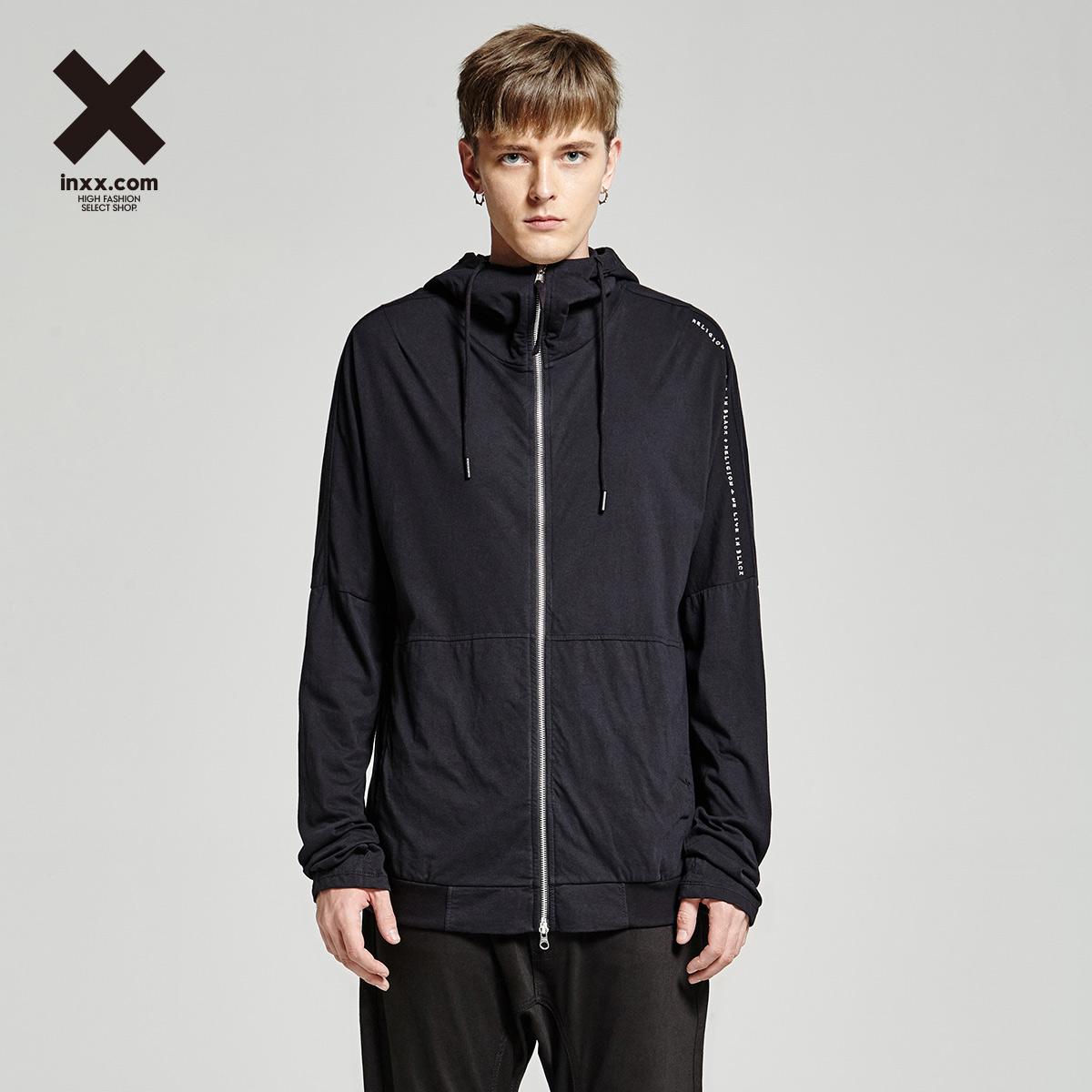 【INXX】Religion 冬季新品高街潮牌连帽卫衣男款上装RL53108053