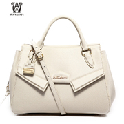 Wan Lima 2015 spring new styles women bag banquet business European fashion leather handbag bag store