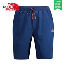 【2016春夏新款】THE NORTH FACE/北面 男款休闲短裤 CZL1