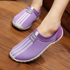 Beijing morning spring 2015 soft light at the end of the student of old Beijing cloth shoes women's shoes shoes fashion Korean Air shoes
