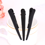 Know Nicole Candy-colored hair matte matte alloy Duckbill clip mouth clip hair bangs clip a clip headgear