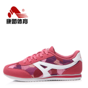 Kang stepped Forrest shoes women sneakers spring/summer mesh breathable running 2015 new-style casual sneakers