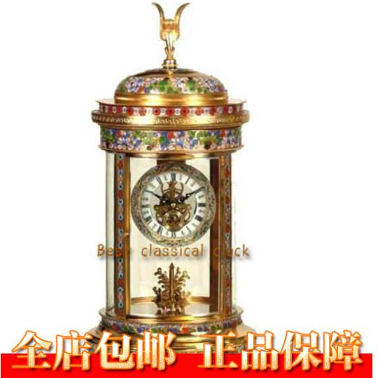 电子静音钟表别墅精品|欧式全铜机械座钟台钟|老式上弦挂钟落地钟