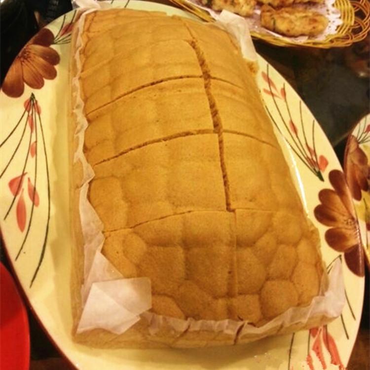 广东早茶特色马拉糕粤港酒店餐厅传统糕点速冻面食半成品