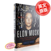 Elon Musk: Tesla, SpaceX & the Quest for a Fantastic Future - English Paperback