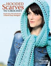 Hooded Scarves to Crochet [9781609003142]