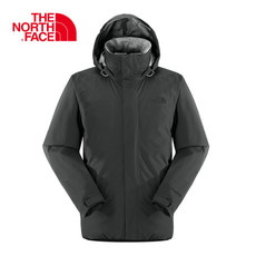 THE NORTH FACE/北面 男款GTX连帽冲锋衣 C883