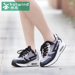 Hot Shoes Women's shoes shoes spring network Korean leisure shoes with thick-soled shoes girls 61H5739