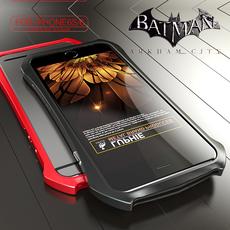 蝙蝠侠iphone6s手机壳金属边框苹果6plus创意防摔保护套潮男个性