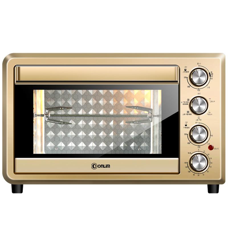 Donlim/东菱 DL-K40B电烤箱耗电吗,值得入手吗