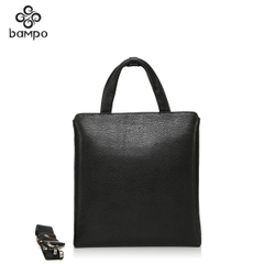 Banpo leather man bag vertical Briefcase 2015 new men's business casual handbag shoulder bag Messenger bag