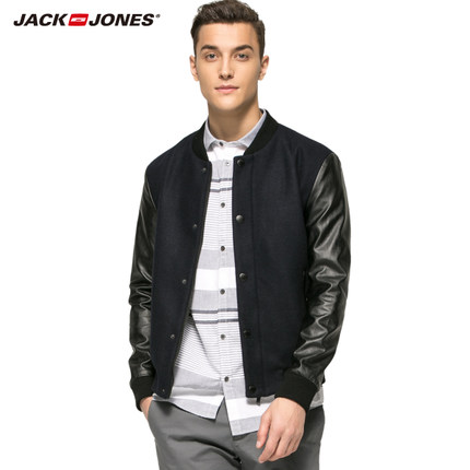 JackJones 杰克琼斯 棒球夹克外套 货号 216127004 天猫官方旗
