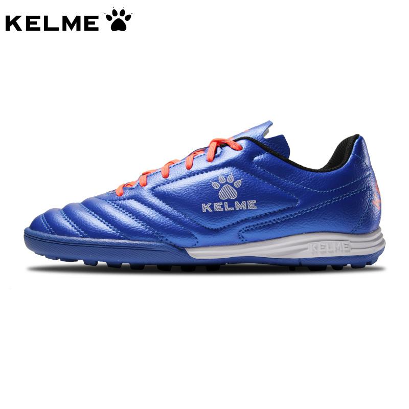 儿童足球鞋TF碎钉女人造草地KELME成人训练比赛卡尔美运动鞋男