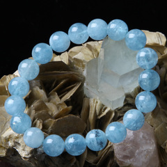 Bao Crystal ice kind of aquamarine bracelet ladies fashion jewelry bracelets and old customer benefits
