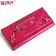 2015 new purse handbag clutch European fashion long bulk-Europe women's wallet wave
