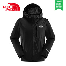 【2016春夏新款】THE NORTH FACE/北面 男款GTX冲锋衣 CAS2