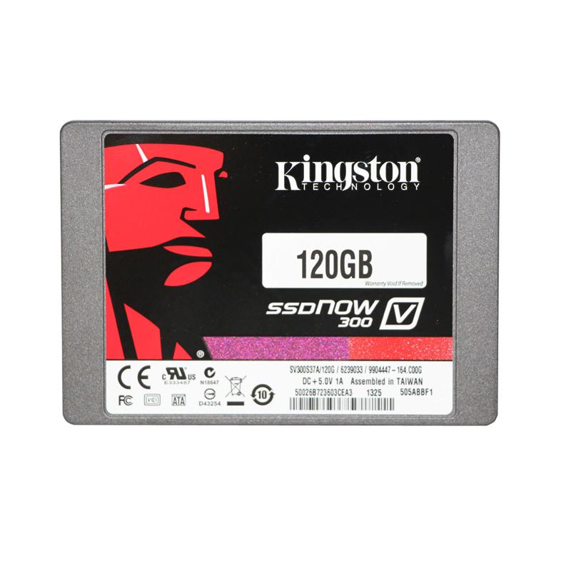 金士顿 SV300S37A/120G固态硬盘怎么样,选这个好吗