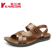 YEARCON/er Kang 2015 summer styles men's Sandals fashion trend of Korean leisure men shoes