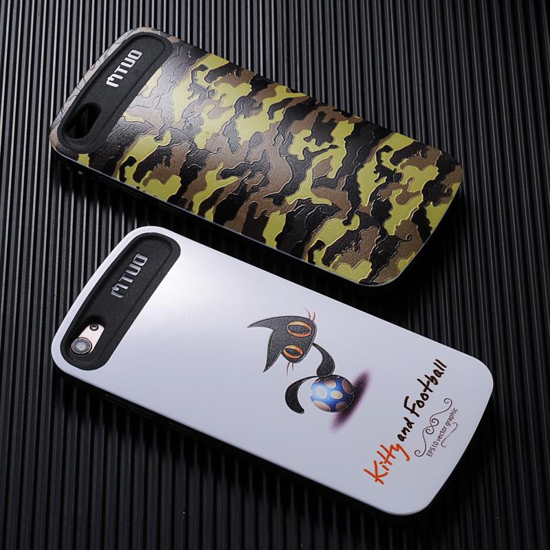 米拓vivox7手机壳硅胶防摔壳个性步步高x7 plus保护套卡通潮男款