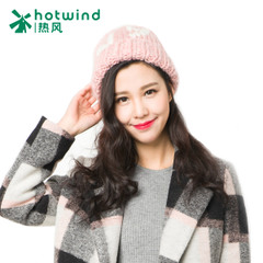 Hot female boomers woollen hats winter Hat ear sweet woman cute knit hat P006W5401