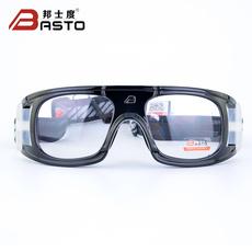 邦士度专业篮球眼镜男近视防雾 足球运动眼镜防护目眼镜架BL018