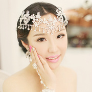 Good stars shining beauty bridal tiaras wedding jewelry wedding dress accessory styling Studio jewelry
