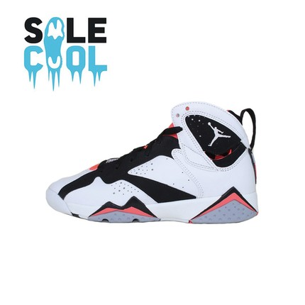 喬丹 Nike Air Jordan 7 aj7 Hot Lava 黑白紅 442960-106-127 - 520656264215