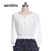 Westlink/perspective of the West lace blouses