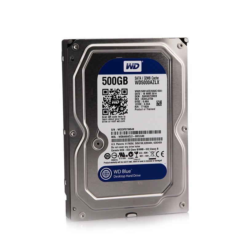 西部数据 WD5000AZLX硬盘怎么样,好吗