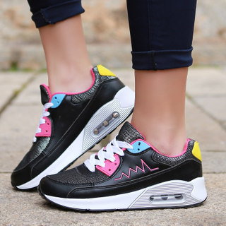 MI Ka 2016 winter thick Korean Air female student and leisure shoes flat Shoes Sneakers Shoes