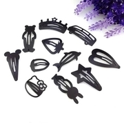 Know Richie new children jewelry Korean girls hair clips Scrubs BB clips side clips baby hair headdress Accessories Accessories
