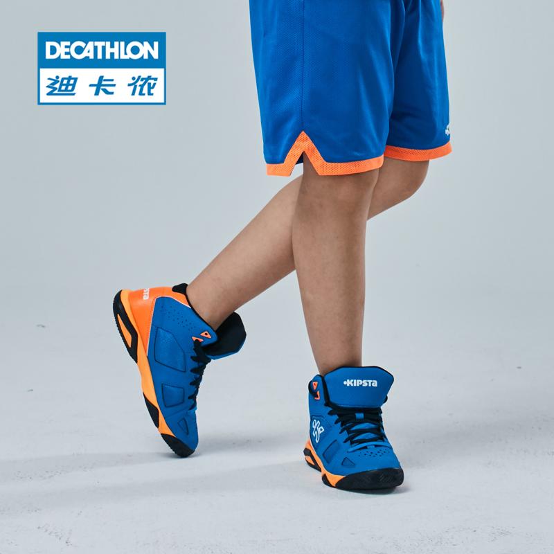 迪卡侬篮球鞋好穿吗,舒适吗
