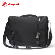 Dapai Korean leisure single shoulder bag Messenger bag men's sports bag female bag travel bag bag backpack surge