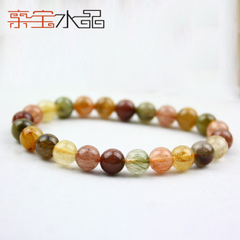 Bao Crystal Crystal made by natural longevity bracelet ladies fashion jewelry bracelets