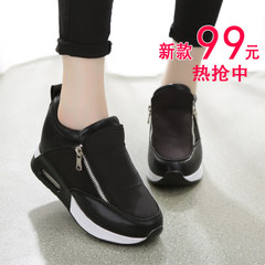 MI Ka 2015 winter new cushioned shoes platform stealth height increasing shoes platform shoes sports shoes in women's shoes