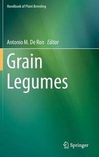 【预订】Grain Legumes
