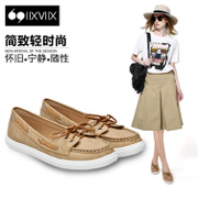 IIXVIIX shallow system with new flat bottom for a comfortable casual shoes women shoes SN41117402