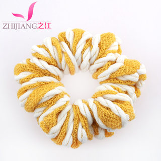 Zhijiang yarn hair band hair jewelry flower hair tie rope Joker Korea Korean jewelry