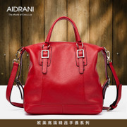 Ai Danni Europe new style ladies shoulder Messenger bag leather handbag leather bags women's fashion