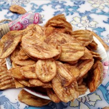 炭烤香蕉片40sl4g泰国进vn酥脆芭蕉干包邮休闲零食