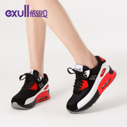 Exull q sale Sneakers Shoes fashion flashes 2016 new year colour matching cushioned platform shoes 16154151
