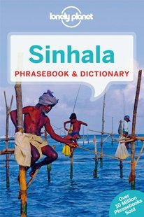 【预售】Lonely Planet Sinhala (Sri Lanka) Phrasebook &...