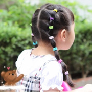 Open jewelry jewelry rope rings made by the Korean version of the children''s hair accessories headband hair band capitatum Korea Princess hair band
